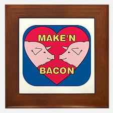 Make 'N Bacon Framed Tile
