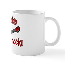 4yearoldsrock_redguitar Mug