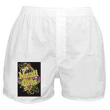 Mardi Gras Design B Boxer Shorts