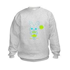cute bunny Sweatshirt