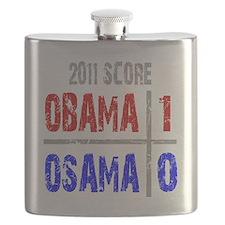 obama 1 osama 0 Flask