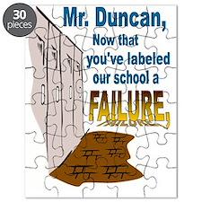 Dear Mr Duncan Puzzle
