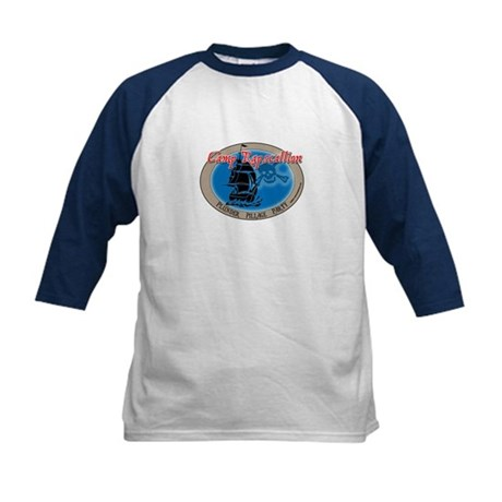 Camp Rapscallion Kids Baseball Jersey