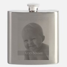 Add Photo Modern Design Flask