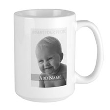 Add Photo Modern Design Mugs