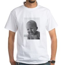 Add Photo Modern Design T-Shirt