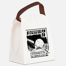 Dimension X Canvas Lunch Bag