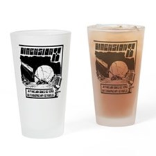 Dimension X Drinking Glass