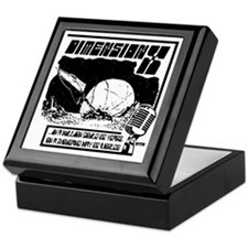 Dimension X Keepsake Box