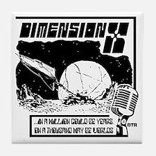 Dimension X Tile Coaster