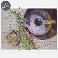 Tea Time teapot Puzzle
