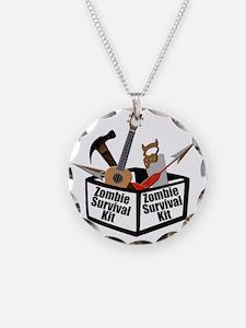 Zombie Ukulele Kit Necklace
