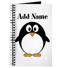 Add Name Modern Penguin Journal
