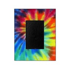 Tie-Dye Picture Frame