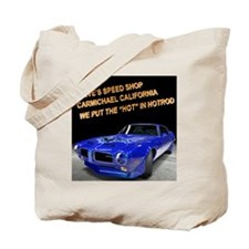 Firebird1 Tote Bag