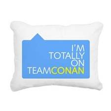 conan1 Rectangular Canvas Pillow