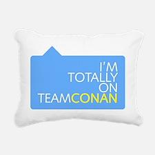 conan1 Rectangular Canvas Pillow