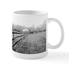 GBbarn005lt Mug