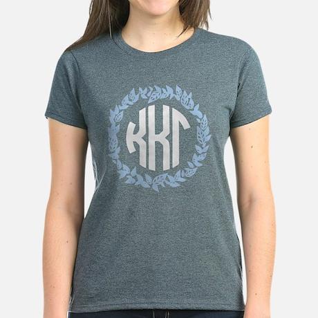 Kappa Kappa Gamma Wreath Women's T-shirt
