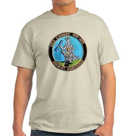 conway dde patch Light T-Shirt