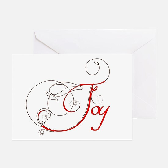 Joy! Greeting Cards