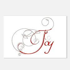 Joy! Postcards (Package of 8)