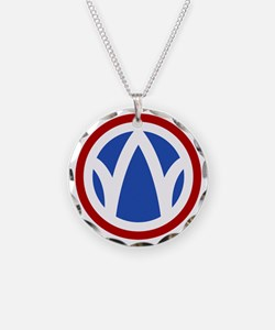 89th Infantry Division Necklace