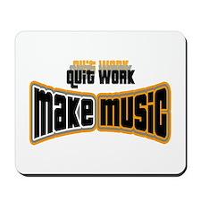 Make Music Mousepad