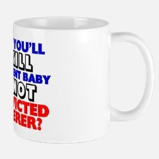 CONVICTEDBIG Mug