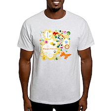 Vintage Chick Hippy Chick T-Shirt
