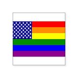 Gay pride Bumper Stickers