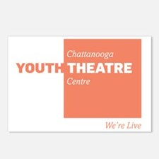 Chattanooga Theatre Centr Postcards (Package of 8)