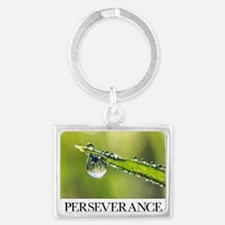 Inspirational Poster: There are Landscape Keychain