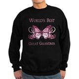 Great grandma Sweatshirt (dark)