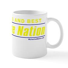 WolverineNation LB New Y-B 875 Mug