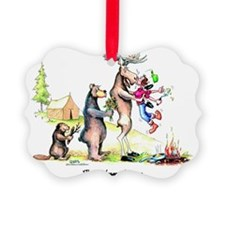 The Welcome Wagon Ornament