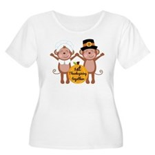 1st Thanksgiving Together T-Shirt