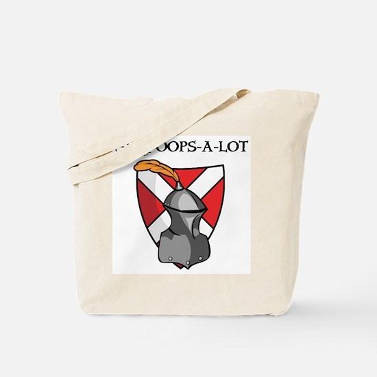 Sir Poops-a-lot Tote Bag