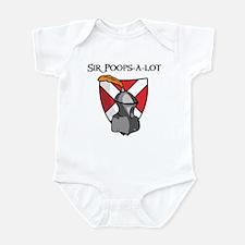 Sir Poops-a-lot Onesie