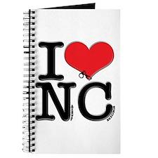 I Love Naughty-Chicks Journal