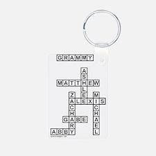 COHEN 4 Keychains