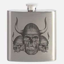 vikingskulls Flask