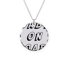baby on board 9 Necklace