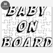 baby on board 9 Puzzle