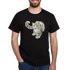 snowleopardlight T-Shirt