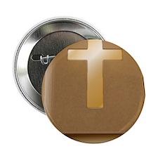 "Bible - Christian 2.25"" Button (10 pack)"