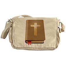 Bible - Christian Messenger Bag