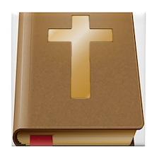 Bible - Christian Tile Coaster