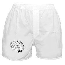 Brain Boxer Shorts