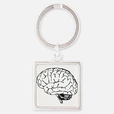 Brain Keychains
